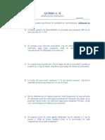 ejercicio de unidades de concentracion % y ppm