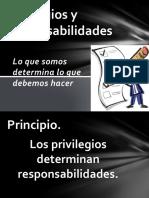 Privilegios y Responsabilidades Judas # 2 IBE Callao