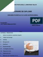 Ulcer gastroduodenal VB