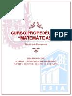 Tarea Matematicas 5
