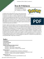 Capitulos Pokemon