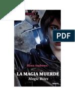 Andrews, Ilona - Kate Daniels 01 - La Magia Muerde