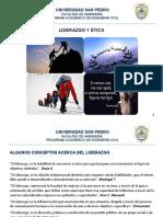 Semana I y II, Liderazgo, Lider y Clases.pptx