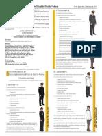Regulamento de Uniformes do CBMDF- Publicação do DODF