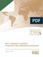 CYBERSPACE CAPABILITYA STRATEGIC AND OPERATIONAL EVOLUTION.pdf