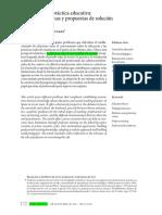 Teoría frente a práctica educativa. Problemas y propuestas_Carmen Álvarez