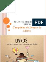 Campanha de Doação de Livros (1)
