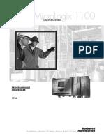 Micrologix 1100 SELECTION GUIDE.pdf