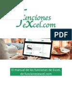 Manual de Funciones de Excel