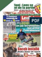 LE BUTEUR PDF du 10/01/2011