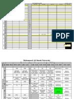 Timetable Fall 2010 (CS+BI+EE)New