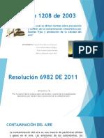 RESOLUCION 1208-03