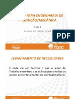 Aula 1 - Análise do Estado Atual.pdf