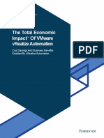 312294_20Q3_Forrester_TEI_VMware_vRealize_Automation_July_2019