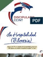 Tema 18 - Hospitalidad y Filonexia
