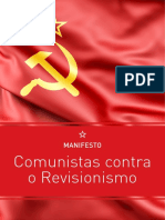 Manifesto Contra a Geringonça - PT