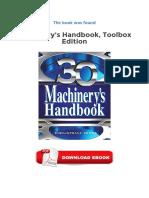 KDP Machinery S Handbook Toolbox Edition.pdf