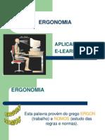 Ergonomia+e Learning