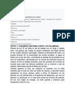 ACT. DE EVIDENCIA 6 INGLES EN ESPAÑOL