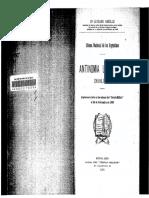 Abeille - 1901 - Idioma Nacional de los Argentinos. Antinomia lingü