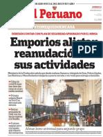 El Peruano Edición 14/06/2020