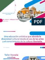 CARPETA DE PROPUESTAS ARTISTICO – CULTURALES