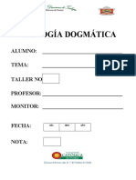 HOJA DE TALLERES DOGMA