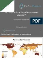 3 Rencontres IEFP Emmanuelle Javoy