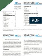 Ripex Applications