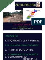 CLASE 03 HISTORIA, IMPORTANCIA Y PARTES DE UN PUENTE