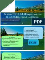 Análisis FODA del Albergue Josecito de la Caridad - copia