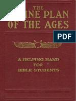 1886-Estudios en las Escrituras 1-El  Plan Divino de las Edades