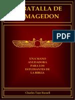 1897 - Estudios en las Escrituras 4 -El Dia de la Venganza, La Batalla de Armagedon- edicion de 1916