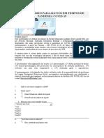 Questionário para alunos em tempos de Pandemia COVID.docx