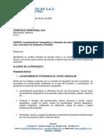 PROPUESTA ESTUDIOS SUELOS Y TOPOGRAFIA Ing Edificar SAS