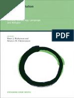 Peter J. Richerson_ Morten H. Christiansen - Cultural Evolution_ Society, Technology, Language, and Religion (2013, Mit Press).pdf
