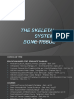 NMS 1 - The Skeletal System