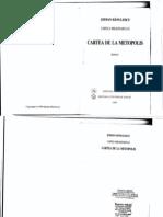 Cartea de La Metopolis
