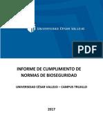 INFORME DE CUMPLIMIENTO DE NORMAS DE BIOSEGURIDAD DE LA UCV TRUJILLO.pdf