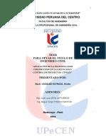 APLICACIÓN DE LA FILOSOFIA LEAN CONSTRUCTION EN LA EJECUCION Y CONTROL DE PROYECTOS CIVILES