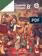 Libro Historia ministerio 8°vo (2020)