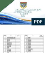 RPT P MORAL TAHUN 5 2020