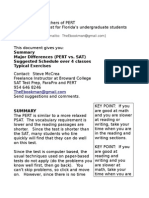 PERT WORD Syllabus and Sample Questions  BcRoOlWlAeRgDe  2011