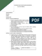 ESQUEMA DEL INFORME FINAL DE INVESTIGACIÓN MONOGRÁFICA