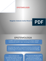 EPISTEMOLOGIA  POWER acpr