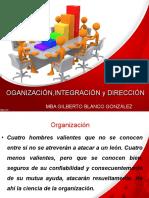 1 Oganización,integración,direccion y control