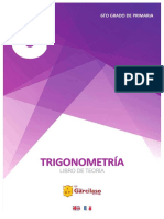 6to Año de Secundaria - Trigonometria Libro de Teoria