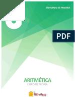 6to Año de Primaria - Aritmetica Libro de Teoria