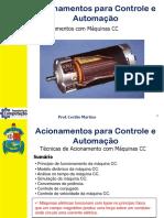 Acionamento_Motor cc