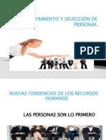 RECLUTAMIENTO SELECCION DE PERSONAL PROAVANCE